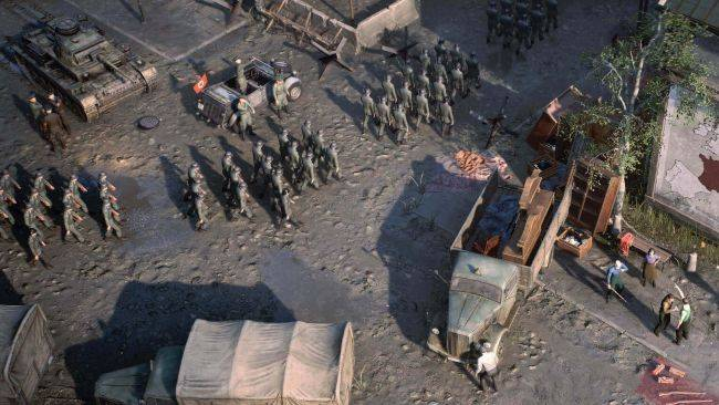 War Mongrels is a brutal WW2 real-time tactics game set on the Eastern Front