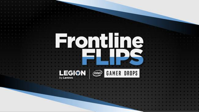 Nominate a frontline worker for a gaming upgrade in Lenovo's Frontline Flip contest