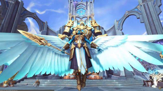 WoW won't be making any big changes to Shadowlands' contentious Covenants system before launch