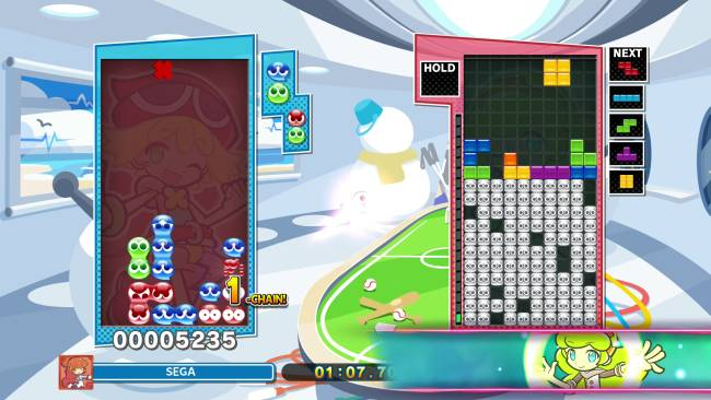 Here's a new trailer and details about Puyo Puyo Tetris 2