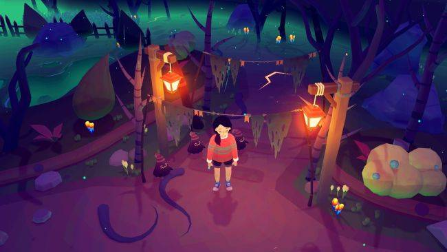 Ooblets gets a Halloween region in its first big update