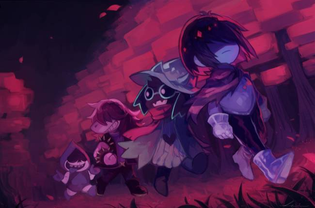 The next chapter of Deltarune will be out in 2020, Toby Fox says