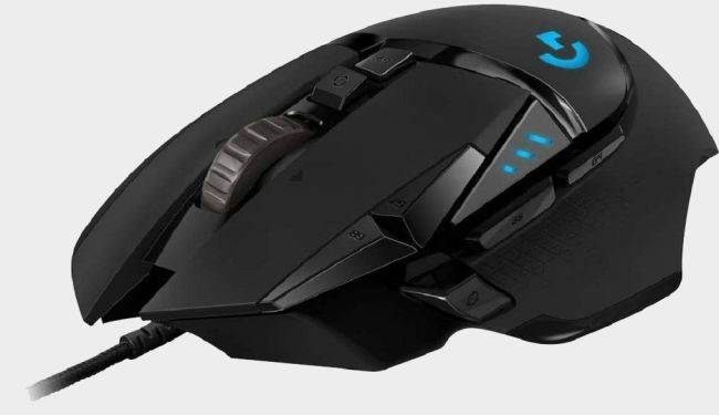 Logitech is pushing out a 25,600 DPI software update to several gaming mice