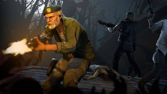 Left 4 Dead 2's community-made official update goes live next week