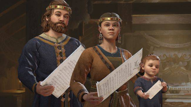 Crusader Kings 3 Anbennar mod will introduce fantasy elements inspired by The Witcher and D&D