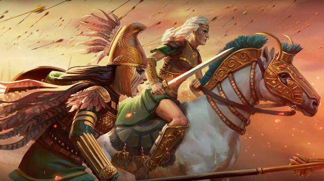 The Amazons are coming to A Total War Saga: Troy and you can enlist them for free