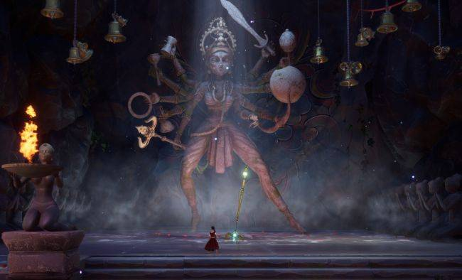 Hindu hack-and-slash brawler Raji: An Ancient Epic comes to Steam in October