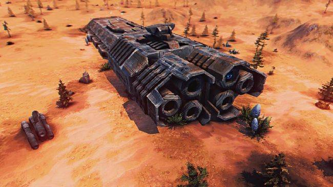 Make clones, colonize planets, and prep for the Holy Crusade in this new sci-fi strategy game