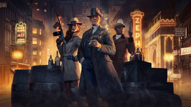 Empire of Sin gets release date and pre-order trailer