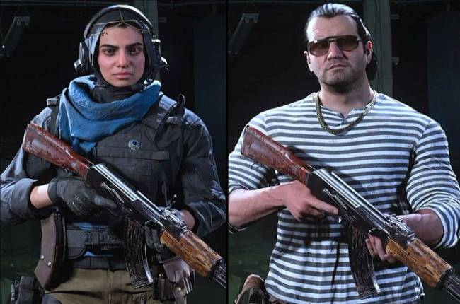 Two new operators are coming to Call of Duty: Modern Warfare and Warzone in season 6