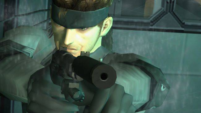 It looks like the first two Metal Gear Solid games are coming to PC