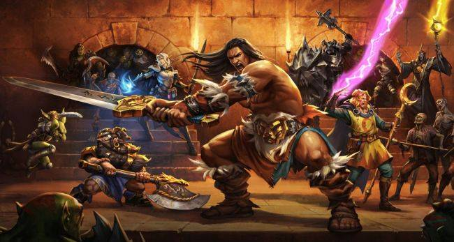 Hasbro are planning a new version of the HeroQuest board game