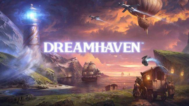 Former Blizzard president unveils new company, Dreamhaven