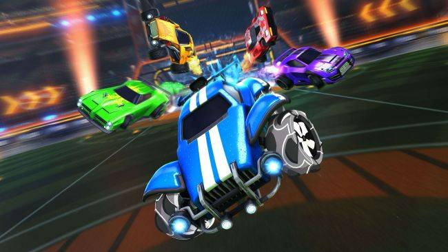Rocket League is now free, and you get a $10 coupon for grabbing it