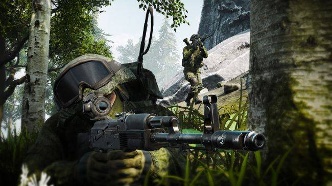 After five years in Early Access, Squad goes into full release with 100-player servers