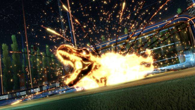 After Rocket League went free-to-play, its servers crashed