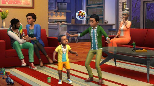 The Sims 4 will get 100 new skin tones in December