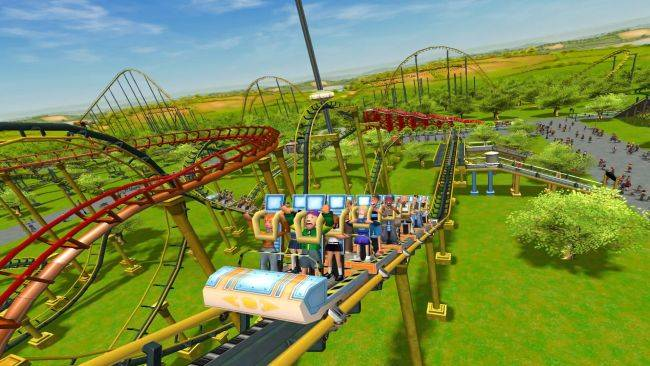 RollerCoaster Tycoon 3 returns with the Complete Edition, free on the Epic Store