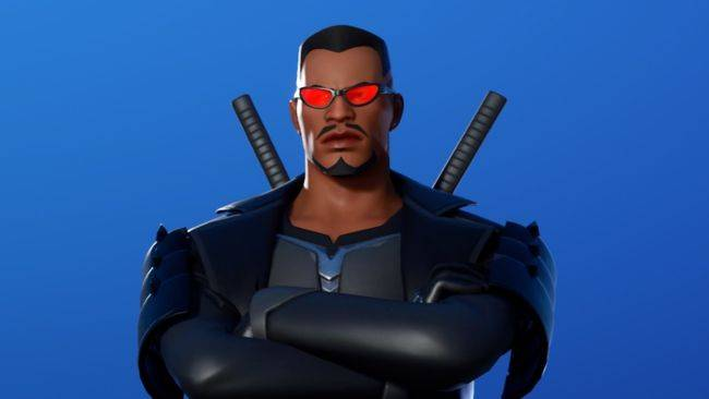 Fortnite item shop: Blade is here to skate uphill