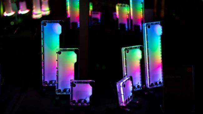 This RGB-enhancing milk allows your custom-loop gaming PC to shine brightest