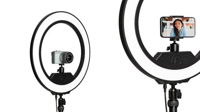 The new Elgato Ring Light will help you glow-up on stream