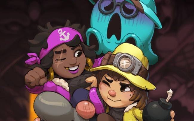 Spelunky 2 on PC will not have online multiplayer at launch
