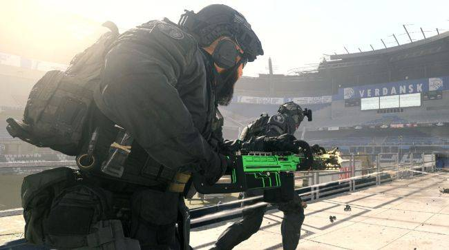 Call of Duty: Warzone gains latency-busting Nvidia Reflex support in latest driver