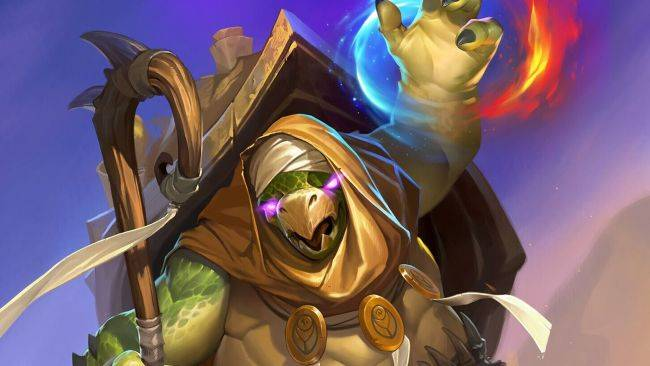 The next Hearthstone patch resets Battlegrounds ratings and nerfs two problem cards