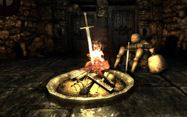 This upcoming Amnesia mod explores one of Dark Souls 3's spookiest areas