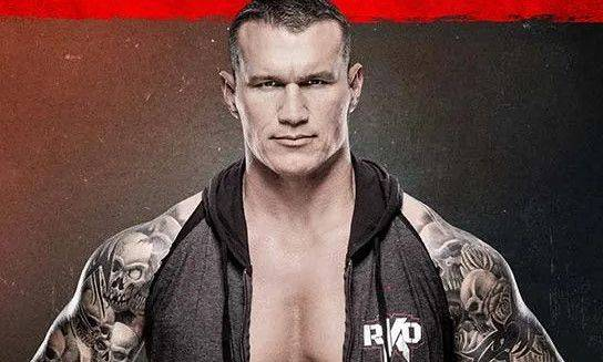 Take-Two faces legal trouble over Randy Orton's tattoos