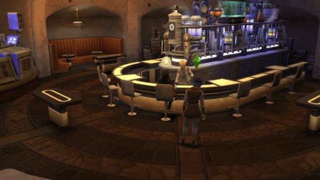 The Sims 4: Journey To Batuu Is Virtual Galaxy's Edge