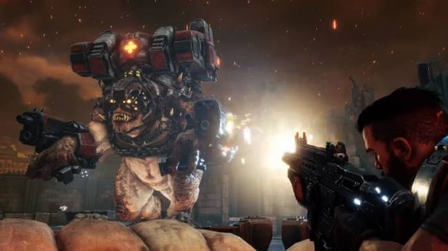 Gears Tactics Debuts Xbox Version and New Enemies This November