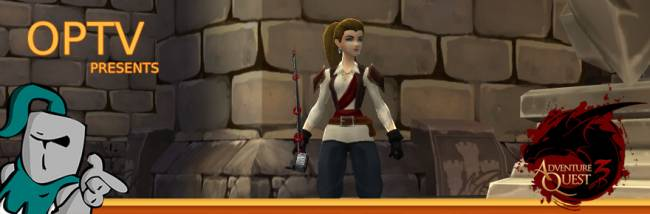 The Stream Team: Gone fishing in AdventureQuest 3D