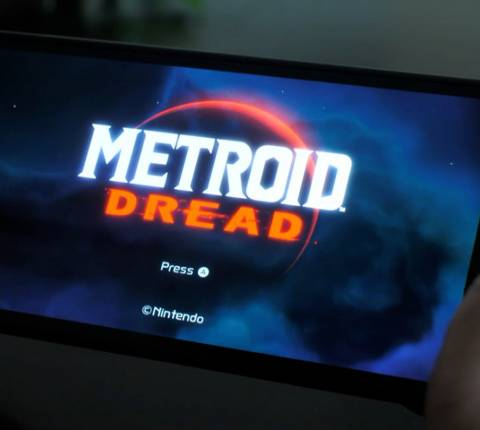 Unfinished: Metroid Dred & The OLED Switch