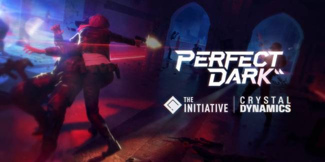 The Intitiative Teams Up With Crystal Dynamics For Perfect Dark